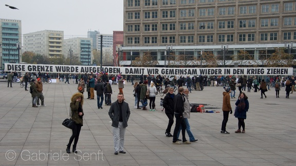 2014-11-09  Berlin Alexanderplatz